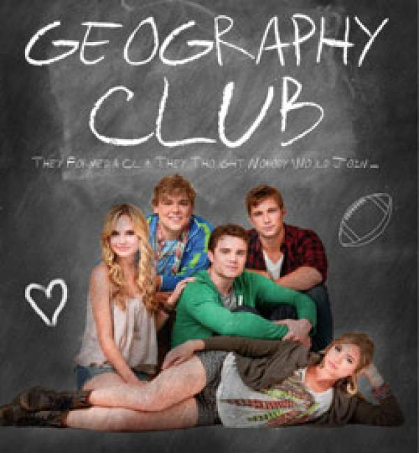 a review of the book the geography club by brent hartinger We could call it geography club of contemporary teenagers who may not learn any actual geography  write a review for geography club by brent hartinger.