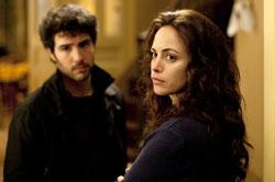 Tahar Rahim and Bérénice Bejo in a scene from 'The Past'