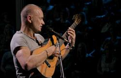 Sting performs songs from 'The Last Ship' at The Public Theater