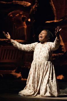 Lovely Hoffman in The Color Purple""
