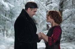 Colin Farrell and Jessica Brown Findlay star in 'Winter's Tale'