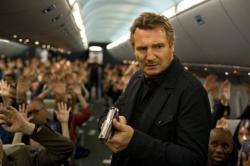 Liam Neeson in 'Non-Stop'