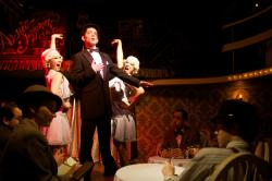The cast of 'The Speakeasy' bring the Roaring Twenties back to life!