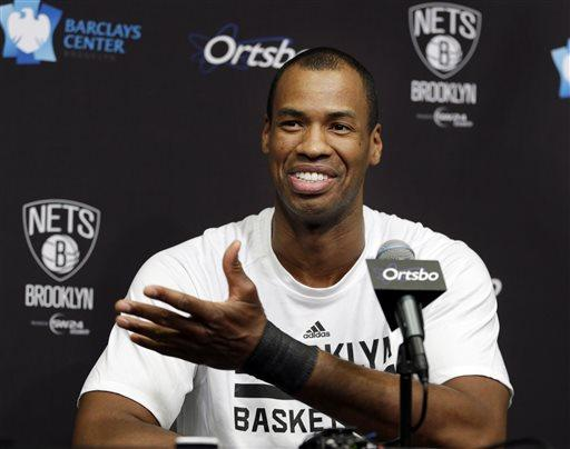 Brooklyn Nets Jason Collins