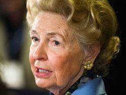 Anti-gay Phyllis Schlafly - one of the many exciting acts at this year's CPAC