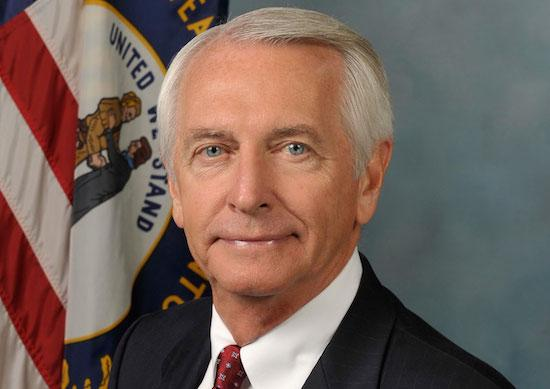 Official portrait of Gov. Steve Beshear