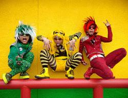 Peelander Z @ DNA Lounge, Thu 17