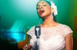 Audra Day as Billie Holiday