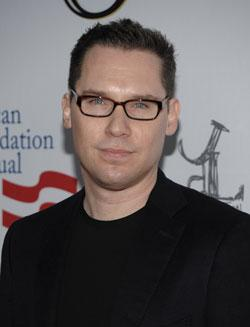 "In this March 3, 2012 file photo, director Bryan Singer arrives at the Los Angeles premiere of the play ""8"" in Los Angeles"