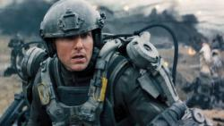 Tom Cruise stars in 'Edge of Tomorrow'
