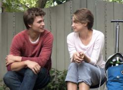Shailene Woodley and Ansel Elgort star in 'The Fault in Our Stars'