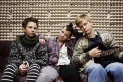 Sofia Sabel, Mira Barkhammar, Mira Grosin and Liv LeMoyne star in 'We Are the Best!'