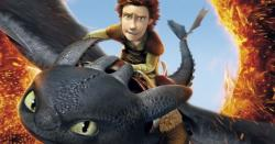 A scene from 'How to Train Your Dragon 2'