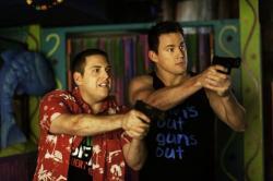 Channing Tatum and Jonah Hill star in '22 Jump Street'