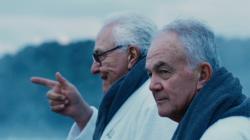 aul Eenhoorn and Earl Lynn Nelson star in 'Land Ho!'