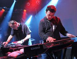 The Crystal Method at Public Works, Fri 11