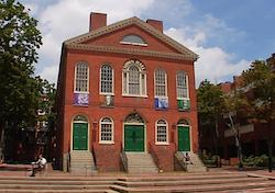 Salem's Old Town Hall