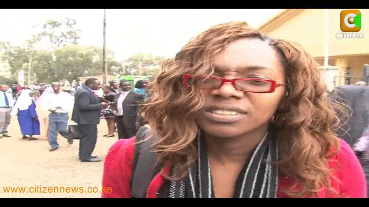 Audrey Mbugua continues to struggle for recognition