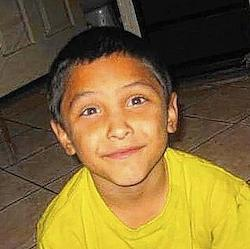Gabriel Hernandez, 8, was allegedly murdered by his mother and her boyfriend. (handout,)