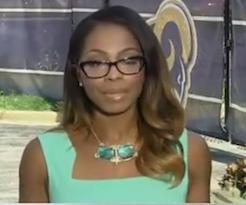 ESPN Reporter Josina Anderson