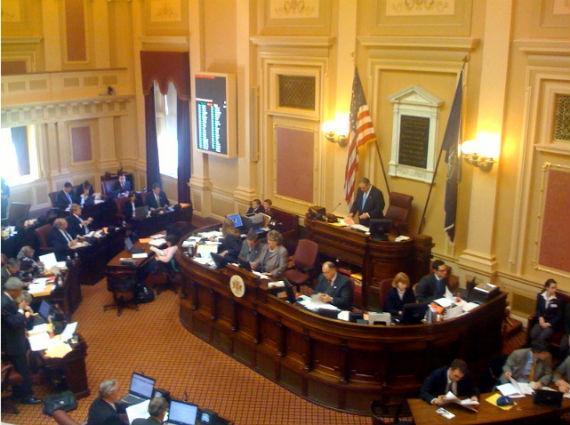 Virginia Senate chamber