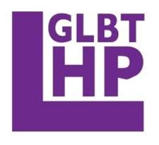 Latino GLBT History Project (LHP) logo