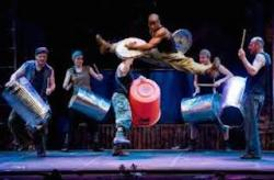 'Stomp' at Bank of America Theatre