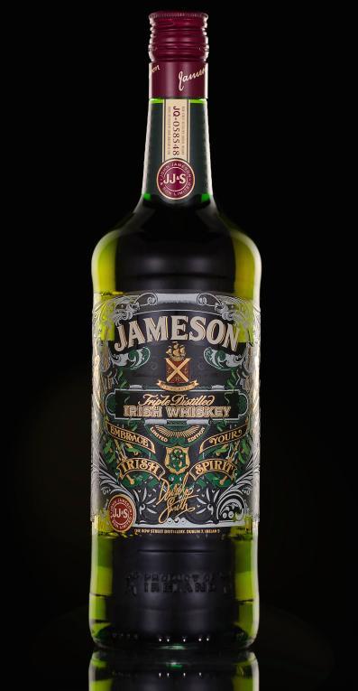 Jameson новинки