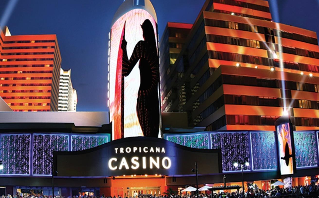 Tropicana casino + ac luxor las vegas resort hotel casino
