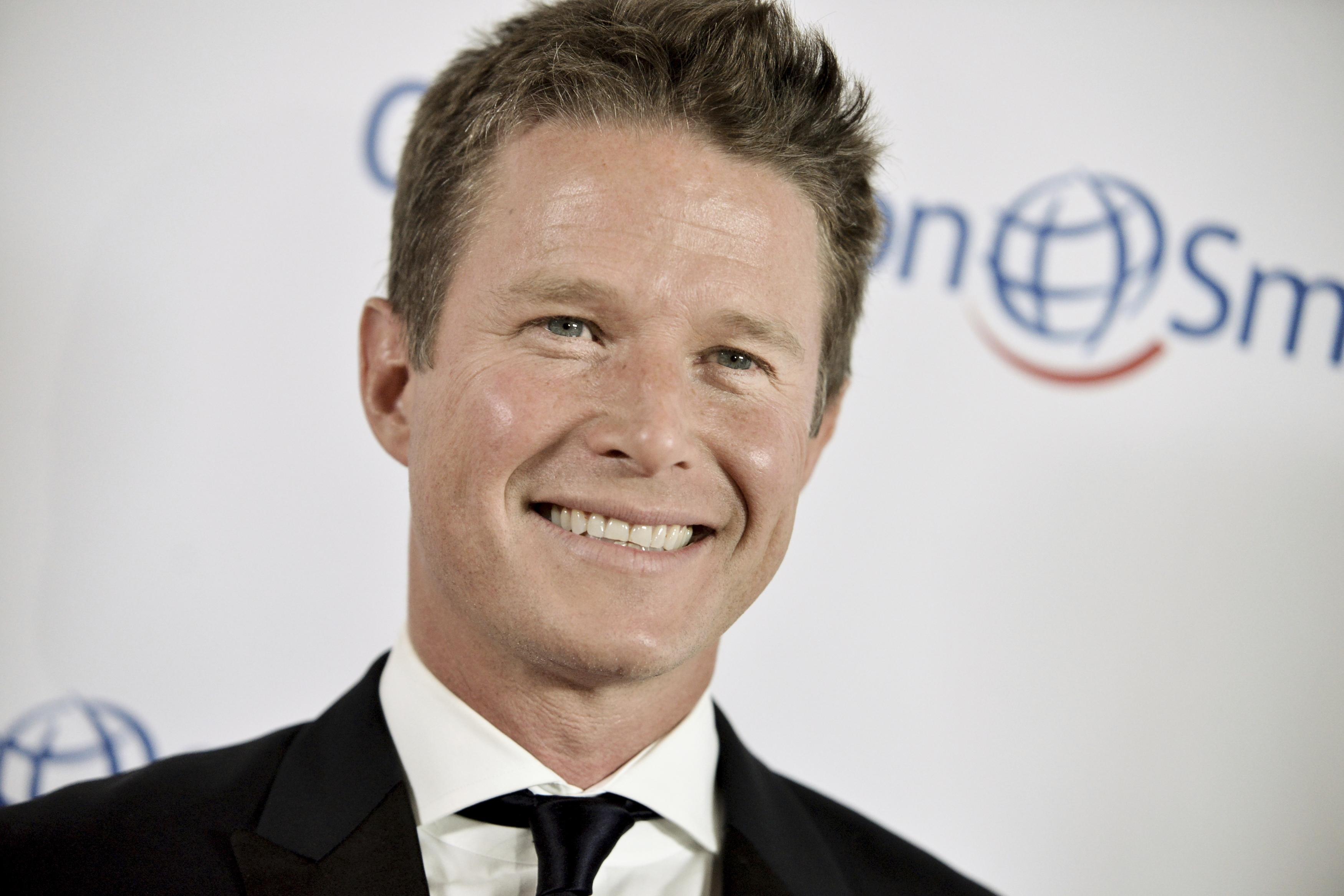 Billy Bush Hospitalized After Getting Hit by Golf Ball m Billy bush wife photo
