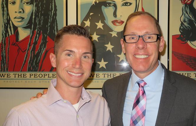 Bay Area Reporter Pride 2018 Law School Dean A