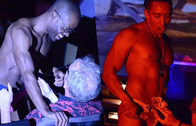 Gay Sex Adult theater is met anale seks veilig