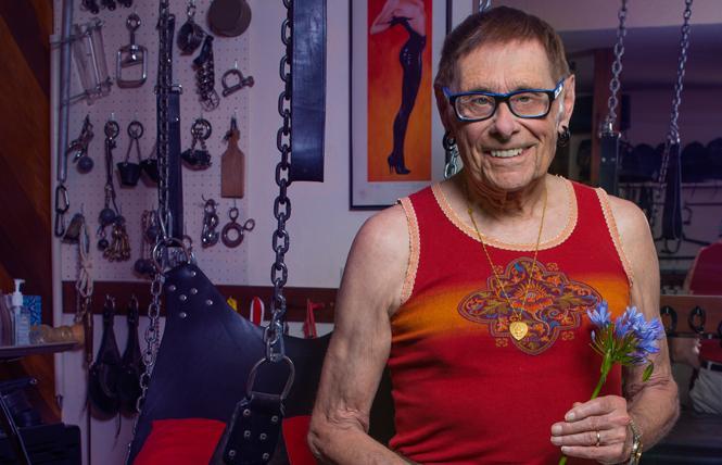 Bay Area Reporter :: Body arts pioneer Fakir Musafar dies