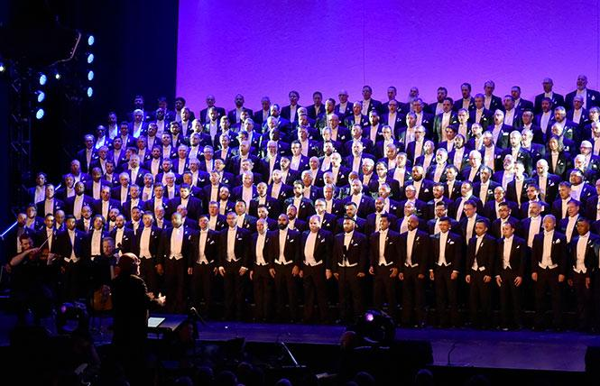 Bay Area Reporter Sfgmc Marks 40 Years