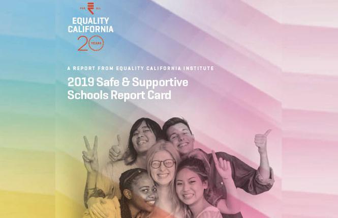 Bay Area Reporter :: Updated: Report details CA schools