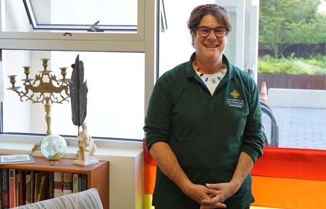 Bay Area Reporter Back To School Rabbi Is Queering Religion At Jesuit University