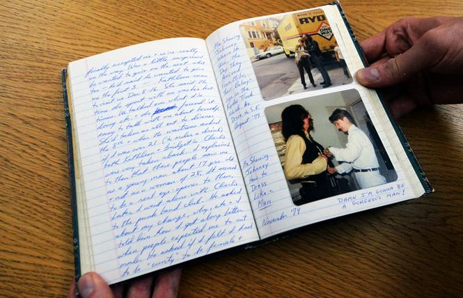 LGBTQ History Month: Diaries reveal hidden worlds for museums