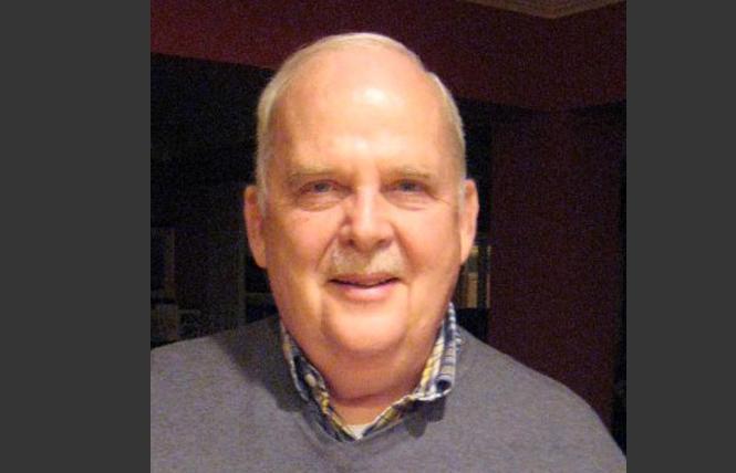 Obituary: Father J Terence Davis - Bay Area Reporter, America's highest circulation LGBT newspaper