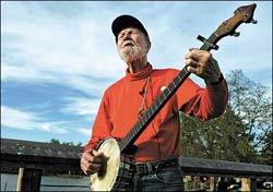 Pete Seeger: America's voice and conscience