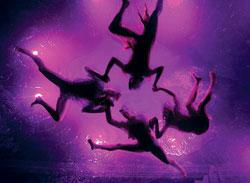 A scene from Fuerzabruta.