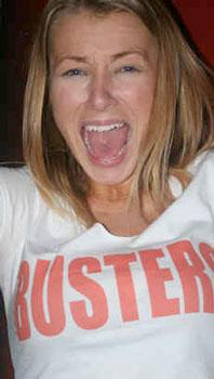 Katy O'Leary in Slasher.