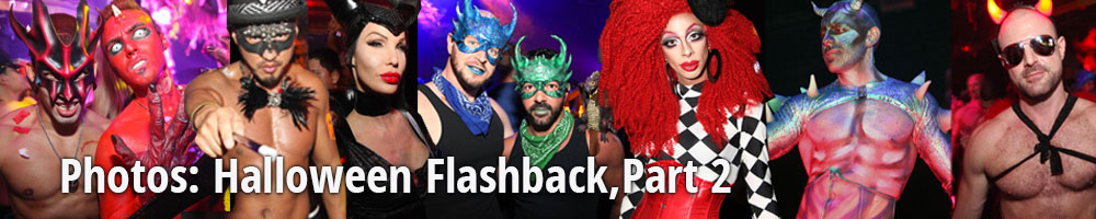 Photos: Halloween Flashback, Part 2