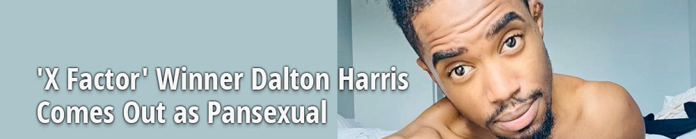 'X Factor' Winner Dalton Harris Comes Out as Pansexual
