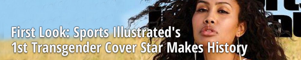 First Look: Sports Illustrated's 1st Transgender Cover Star Makes History