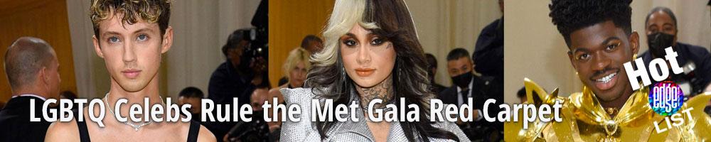 LGBTQ Celebs Rule the Met Gala Red Carpet