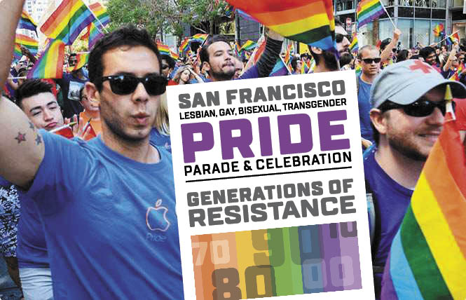Inside Pride, the official magazine of San Francisco Pride 2019