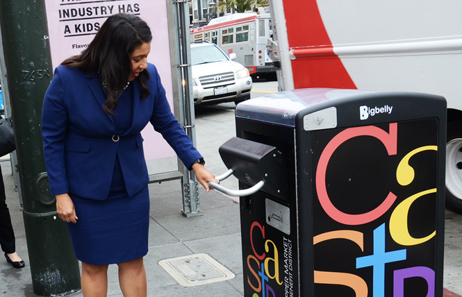 Castro's 'pretty clean,' mayor says