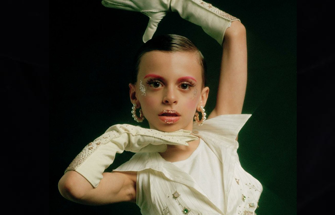 Big little talent: meet 11-Year-Old Drag Diva Desmond