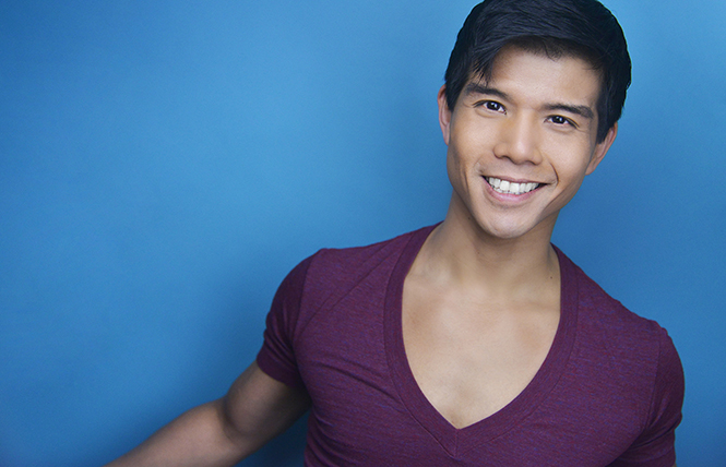 Telly Leung - from Aladdin on Broadway to Orinda