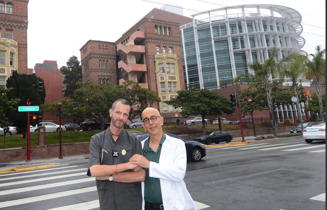 LGBT SF General staffers air grievances